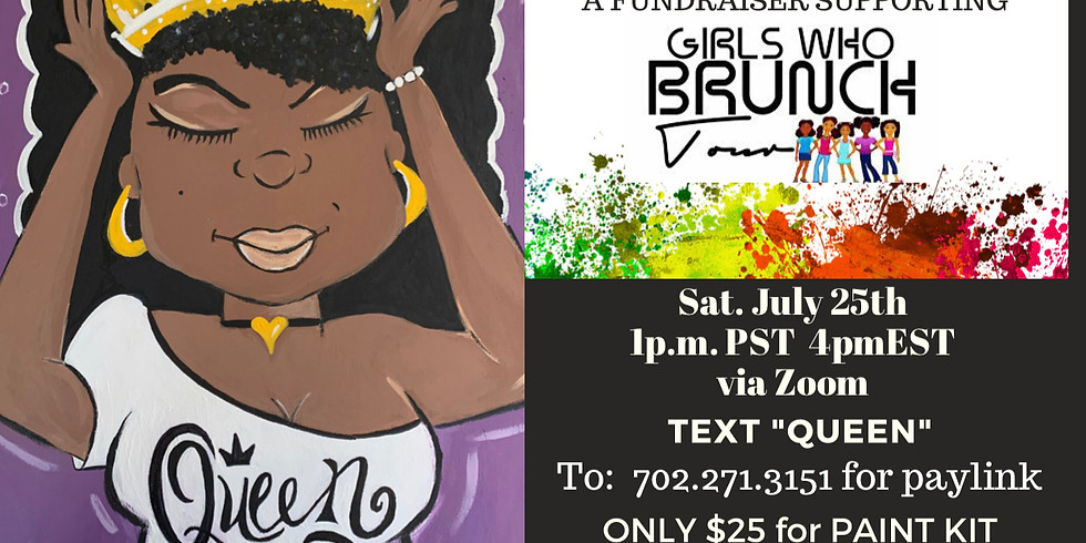 Paint This Fundraiser hosted by Angelique Daniels