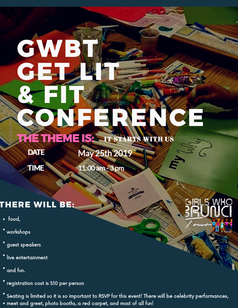 The GWBT Get Lit & Fit Conference