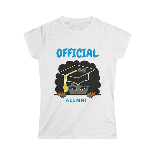 Official GWBT Alumni Women's Softstyle Tee