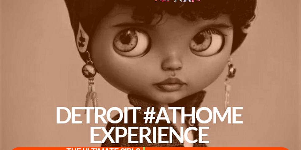 GWBT Detroit #AtHome Experience