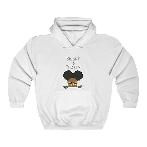 Smart and Pretty Unisex Heavy Blend™ Hooded Sweatshirt