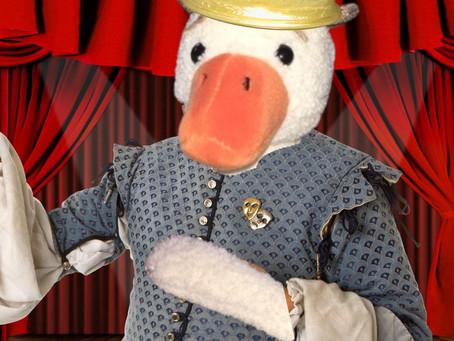 Scandal: How Mallard Jones Ducked Up Shakesbeak's Duckbeth, Live On Stage