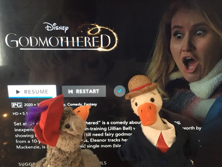 "Why Disney's ""Godmothered"" Is Ducking Awesome Christmas TV"