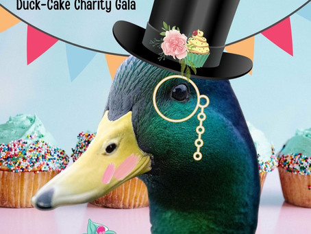 Sir Mallard Jones and the Great Mirror-Ball/Frosting Accident of 2021