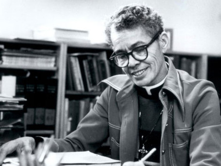 Queer'oes 2: Dr. Pauli Murray