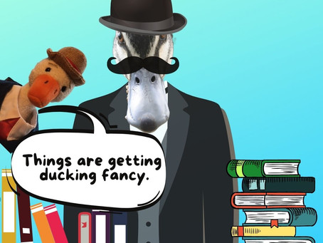 How The Pondemic Has Ducks Delivering Subs, Getting Literary, and more.