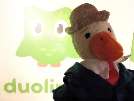 Duolingo: A Ducking Awesome App