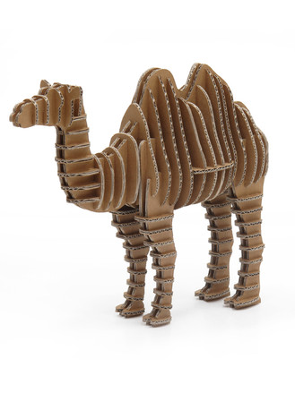 Cardboard Camel 2