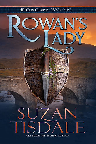 Scotland, 1354   He built impenetrable walls around his heart….  The Black Death showed no mercy when it took Rowan Graham's beautiful, young wife. With his clan nearly decimated, his heart torn to shreds, he is left to raise his newborn daughter alone. Rowan tries to keep the promises he made to Kate on her deathbed, save for one: He is unable to give his heart to another.   She has built walls around her own…  Lady Arline is forced into yet another arranged marriage -- loveless and lonely. Behind Garrick Blackthorn's good looks lies a cruel, vindictive man. She wants nothing more than her marriage to end so that she might gain the freedom she has longed for.   Fate will bring those walls tumbling down….  Just before her marriage comes to a bitter and ugly end, her cruel husband kidnaps a sweet, innocent child. Arline does not realize the child belongs to a man from her past, a man who has haunted her dreams for more than seven years, until the night he comes to rescue his daughter.