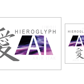 Eglish version of our new book Hieroglyph AI is coming...Jun 27 -30! Very Soon...need 1 day more