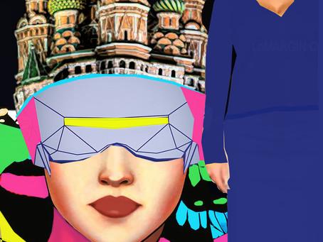 """Новая обложка нашей книги """"Приключения риск-менеджера в России"""". Ожидаем публикацию книги в марте!"""