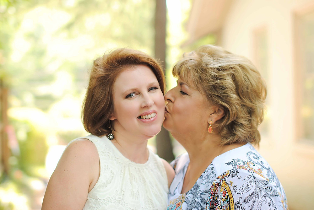 mother daughter photo session charlotte photographer