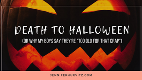 Death to Halloween