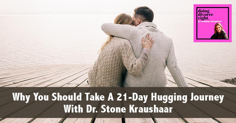 DDR Hugging | Power Of Hugging
