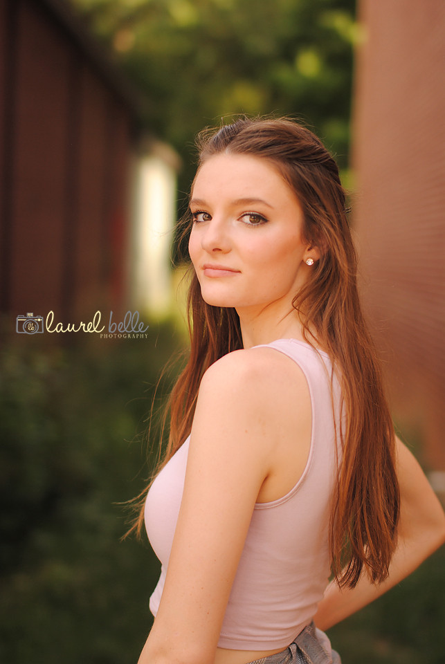 south charlotte senior photographer
