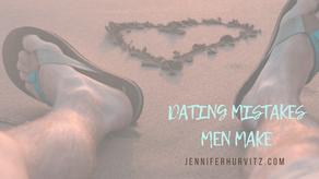 Dating Mistakes Men Make