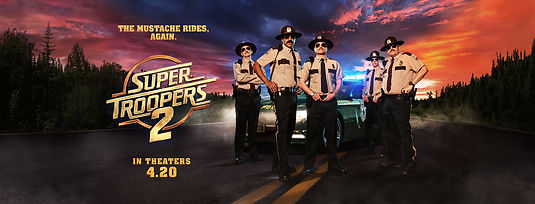 Super Troopers 2 Indiegogo Time is Meow