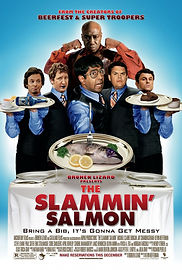 Slammin Salmon poster