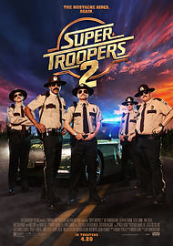 Super Troopers 2 temp poster