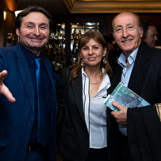 Pier Paolo Segneri Book Presentation