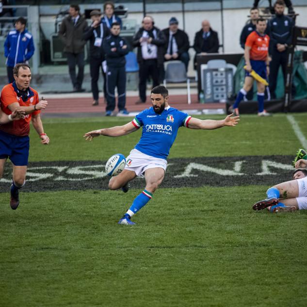 6 Nations Rugby - Italy v Ireland
