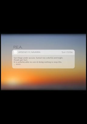 P.E.A.