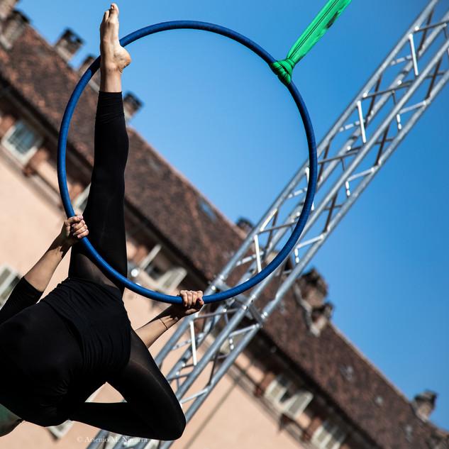 Acrobatic Dance Challenge