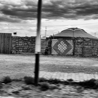 Mongolian Streets