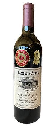 2014 Sagebrush Annie's Cabernet Sauvignon
