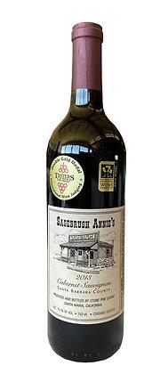 2013 Sagebrush Annie's Cabernet Sauvignon