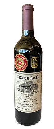 2012 Sagebrush Annie's Cabernet Sauvignon