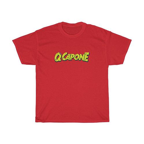Q Capone Brain Unisex Heavy Cotton Tee