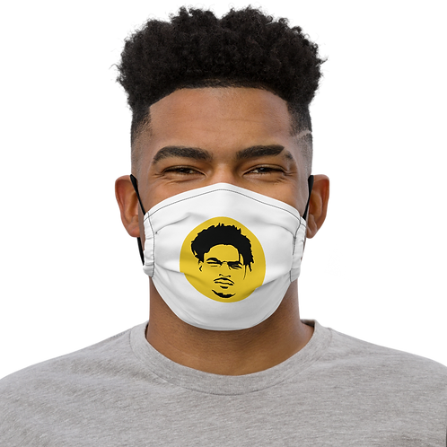 Q Capone Face mask