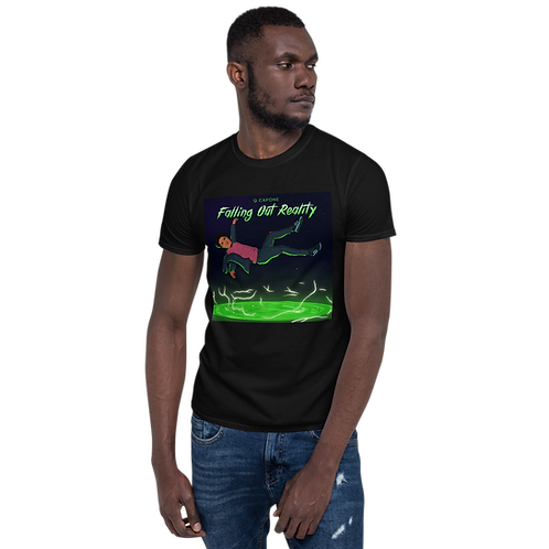 Falling Out Reality Short-Sleeve Unisex T-Shirt