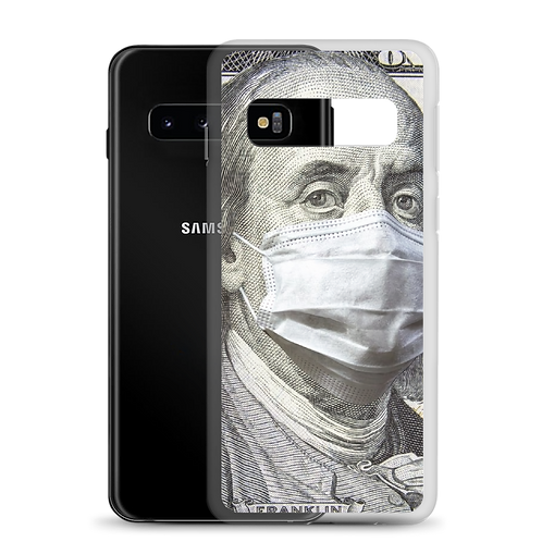 Benjamin Franklin Mask Samsung Case