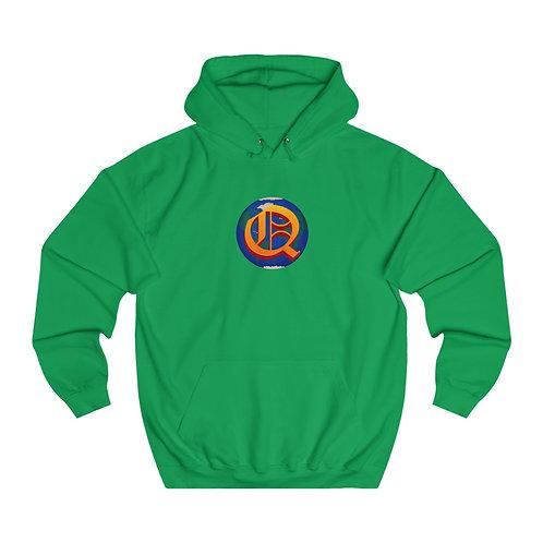 Q World Unisex College Hoodie