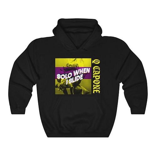 Solo When I Slide Unisex Heavy Blend™ Hooded Sweatshirt