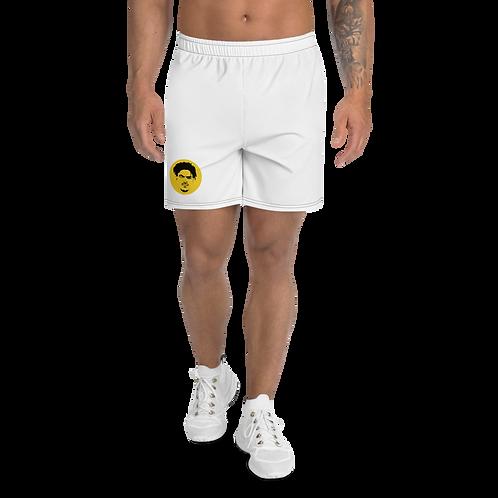 Q Capone Men's Athletic Long Shorts