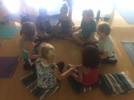 Kids Camp @ Twist Yoga