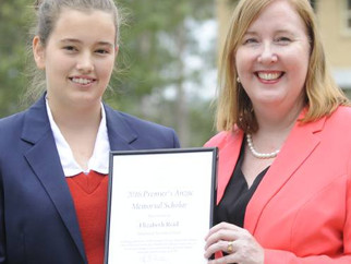 Maitland student to commemorate Anzacs