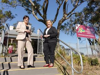MEDIA RELEASE - Aitchison renews calls for Gillieston Public School upgrade