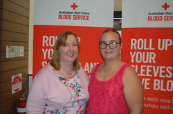 Opening of the Maitland bloodbank