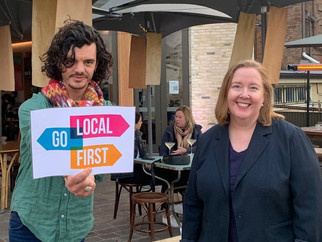 MEDIA RELEASE - Go Local to support Maitland small businesses