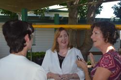Discussing Labor's preschool plan