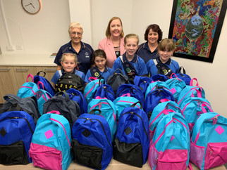 MEDIA RELEASE - Girl Guides launch 'It's In The Bag' Campaign