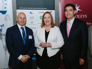 Western Sydney Awards for Business Excellence Launch
