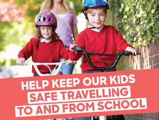 MEDIA RELEASE - School Road Safety is No Accident