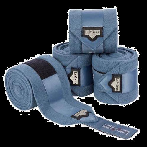 LeMieux - Bandes de polo Loire Ice Blue