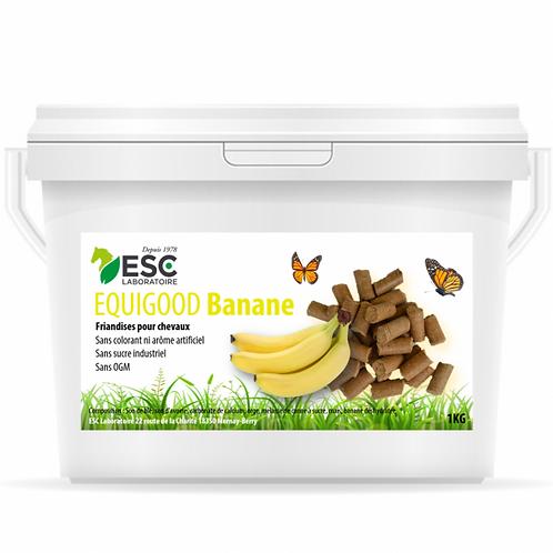 ESC Laboratoire - Friandises Equigood banane