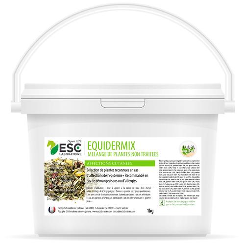 ESC Laboratoire - Equidermix – Démangeaisons et allergies , Mélange de plantes